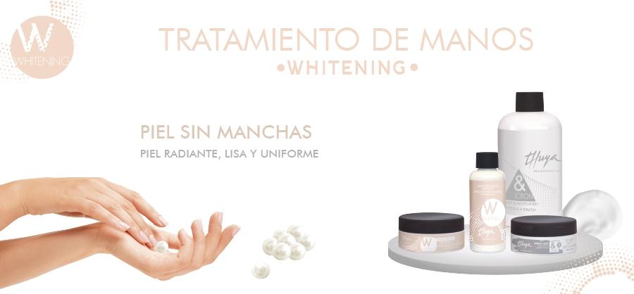 Nuevo tratamiento de manos Whitening